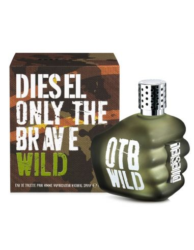 Only The Brave Wild EDT Vapo 125 ml