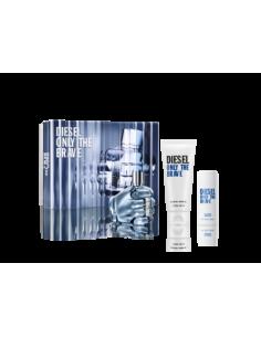 Coffret Only The Brave Eau de Toilette 75 ml + Shower Gel 100ml + Shower Gel 50ml