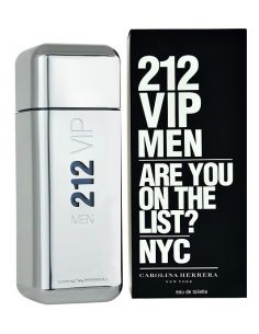 212 Vip Men Eau de Toilette 200 ml