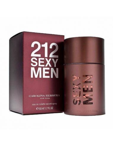 212 Sexy Men Eau de Toilette 50 ml
