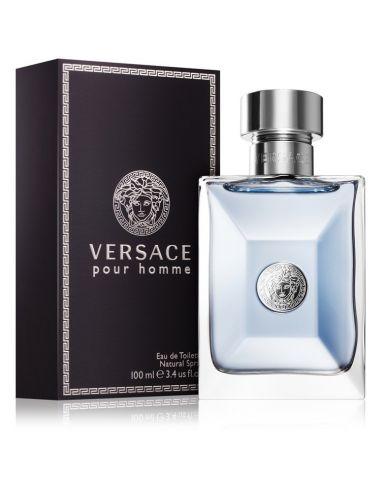 Versace Pour Homme Eau de Toilette...