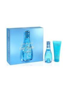 Coffret Cool Water Woman Eau de Toilette 50 ml + Body Lotion 75ml