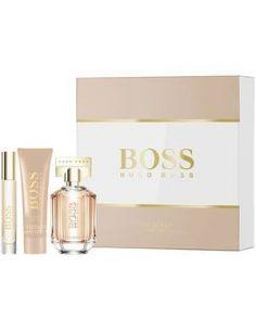 Coffret The Scent for Her Eau de Parfum 50 ml + Body Lotion 50ml + Edp 7,4ml