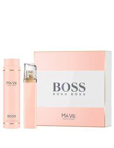 Coffret Boss Ma Vie Eau de Parfum 75 ml + Body Lotion 200ml