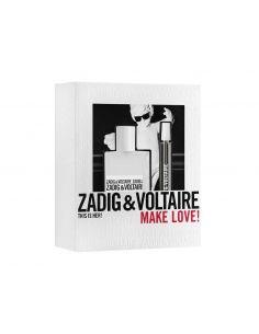 Coffret Zadig & Voltaire This is Her Eau de Parfum 50ml + Edp 10ml