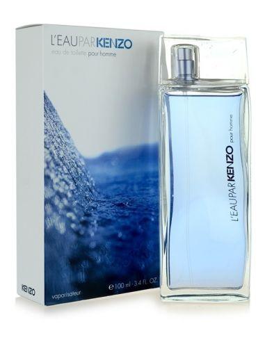 Kenzo L'Eau par Kenzo pour Homme Eau de Toilette 100 ml perfumes 24 online baratos a sua companhia