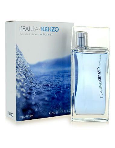 Kenzo L'Eau par Kenzo pour Homme Eau de Toilette 50 ml perfumes 24 online baratos a sua companhia