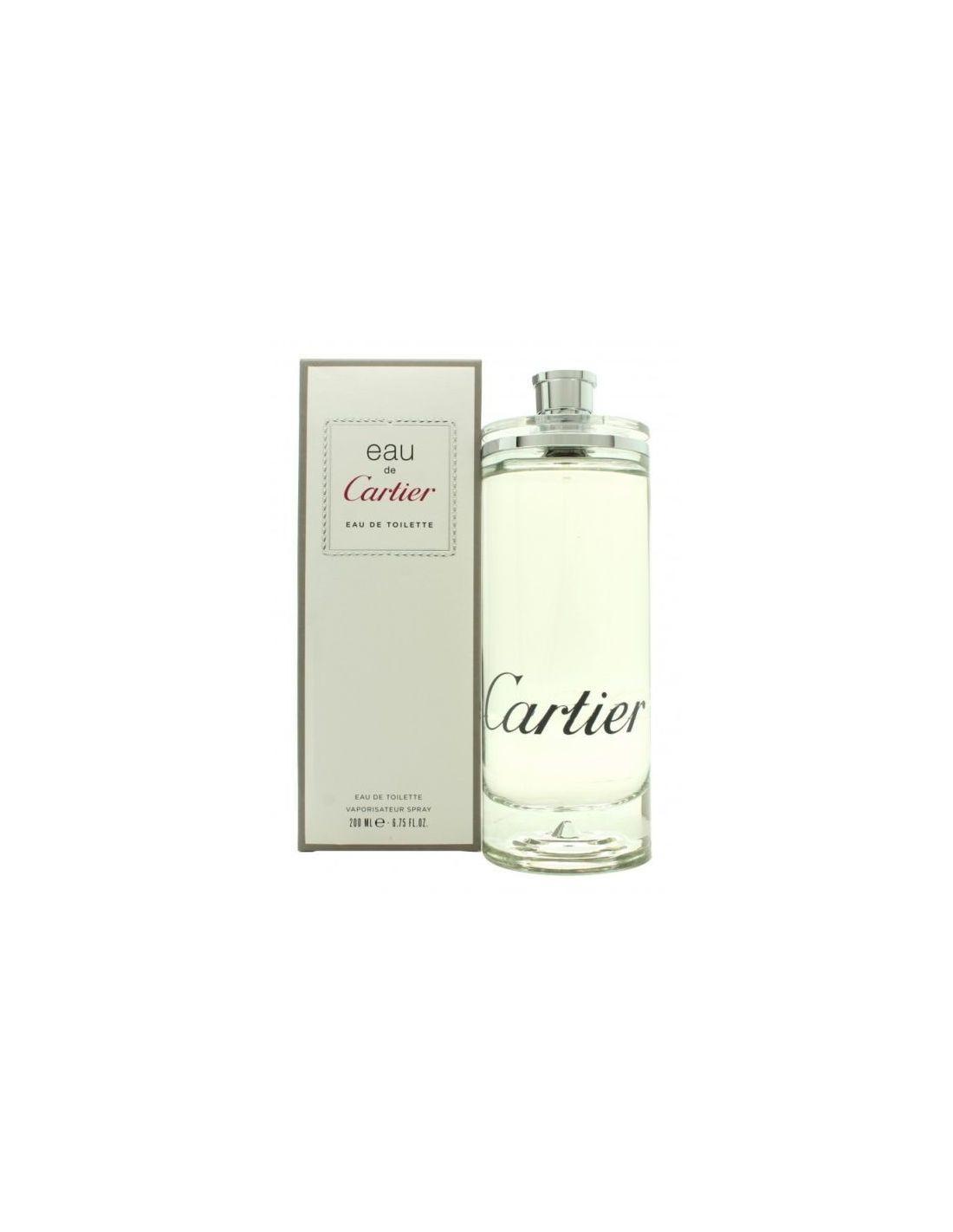 bb66f89c123 Perfume Eau De Cartier Eau de Toilette 200 ml - Perfumes 24 ®