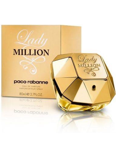 Lady Million Eau de Parfum 80 ml