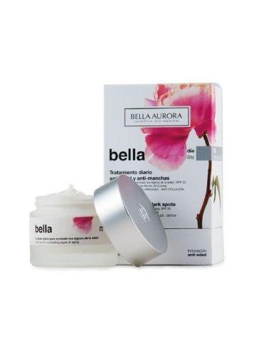 Bella Aurora Creme Dia Anti-Idade/Anti-Manchas 50 ml