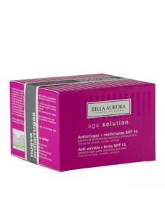 Bella Aurora Age Solution Anti-Rugas & Reafirmante SPF15 50 ml