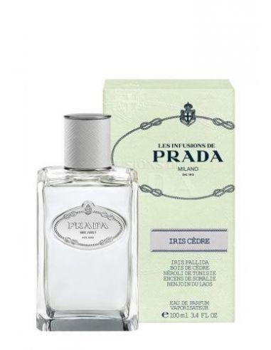 Prada Infusion d'Iris Cèdre Eau de Parfum 100 ml