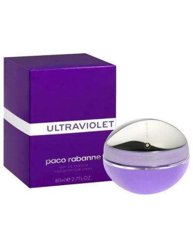 Ultraviolet Woman Eau de Parfum 80 ml