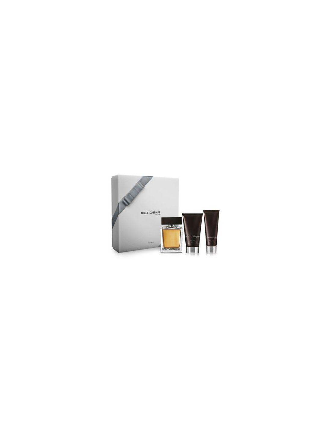 3e10ecf23d Coffret Dolce & Gabbana The One Eau de Toilette 100 ml + After Shave 75 ml