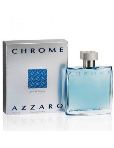 Azzaro Chrome Eau de Toilette 100 ml