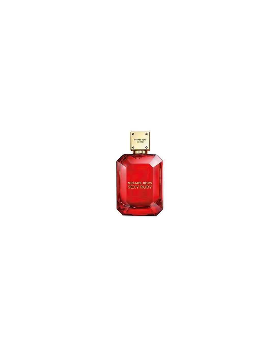 7ebe4f8f9 Michael Kors Sexy Ruby Eau de Parfum 50 ml à venda na Perfumes 24 ...