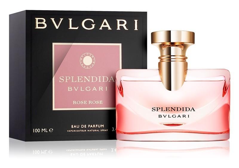 a14aac6e742 Bvlgari Splendida Rose Rose Eau de Parfum 100 ml à venda na Perfumes 24 ®