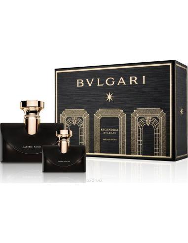 cf5ec20f60dc Coffret Bvlgari Splendida Jasmin Noir Eau de Parfum 50 ml + Edp 15ml ...
