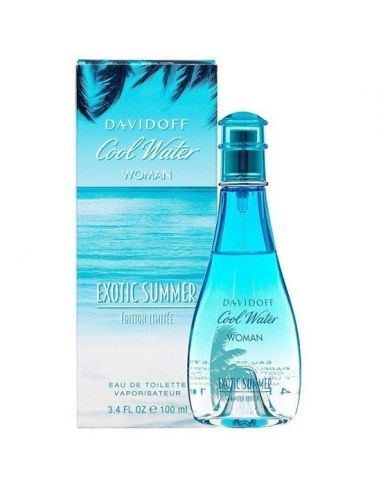 Cool Water Exotic Summer Woman Eau de Toilette 100 ml