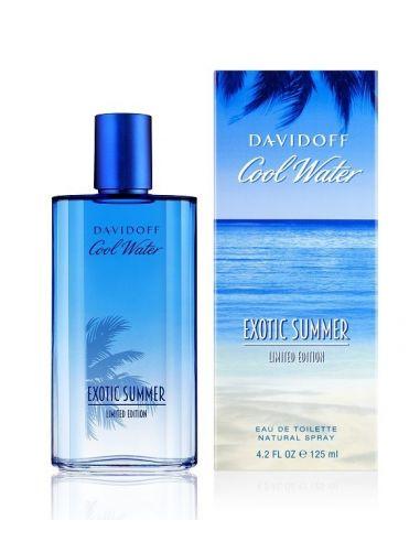 Cool Water Exotic Summer Man Eau de Toilette 125 ml