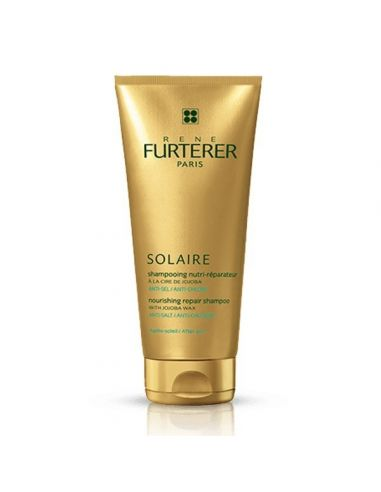 René Furterer After-Sun Nourishing Repair Shampoo 200 ml