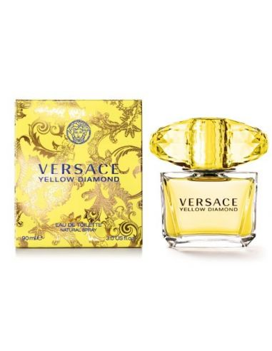 Versace Yellow Diamond Eau de...