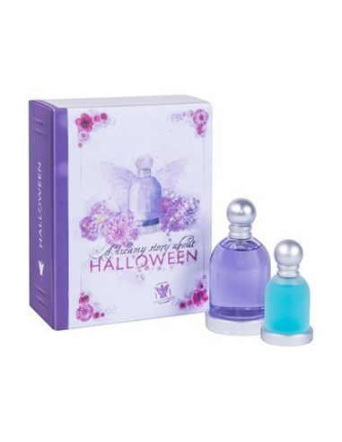 Coffret Halloween Eau de Toilette 100 ml + Hallowen Blue Drop Eau de Toilette 30 ml