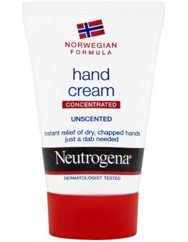 Neutrogena Hand Cream Concentrated Unscented 50 ml