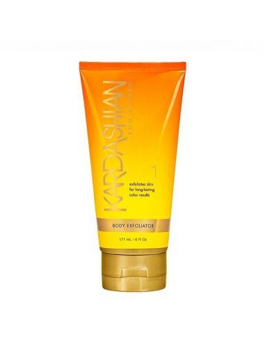 Kim Kardashian Sun Kissed Body Exfoliator 177 ml