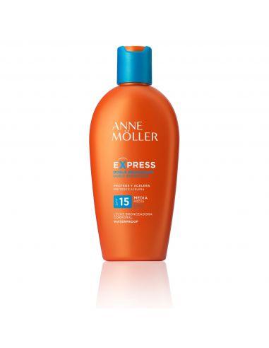 Anne Möller Express Bronzer Milk SPF15 200 ml