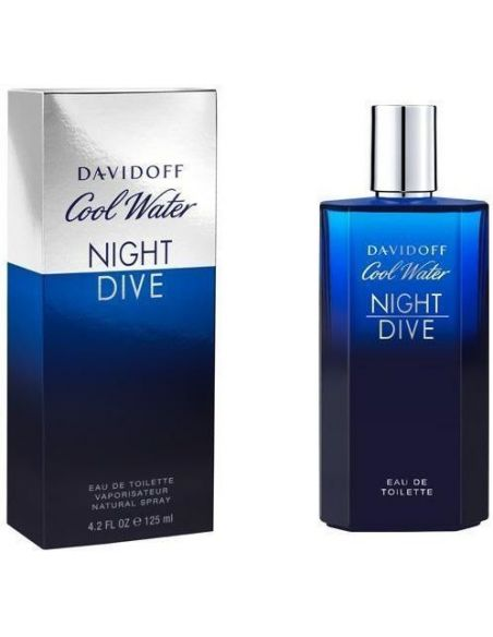 Cool Water Night Dive Eau de Toilette 125 ml