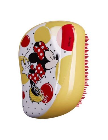 Tangle Teezer Compact Styler Disney Minnie Mouse Yellow