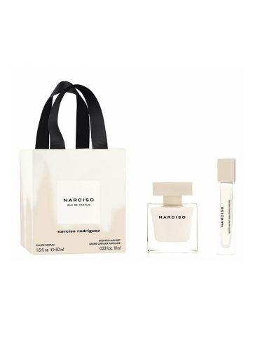 Coffret Narciso Rodriguez Eau de Parfum 50 ml + Hair Mist 10 ml