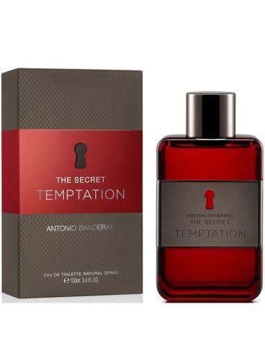 Antonio Banderas The Secret Temptation Eau de Toilette 100 ml