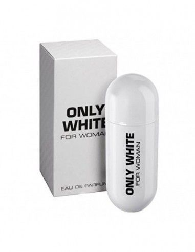 Only White Woman Eau de Parfum 80 ml