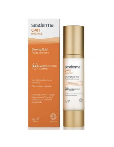 Sesderma C-Vit Radiance Facial Glowing Fluid 50 ml