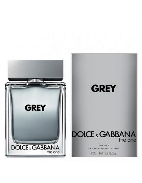 Dolce & Gabbana The One Grey for Men Eau de Toilette Intense 100 ml
