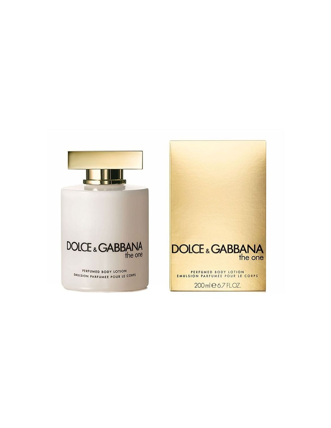 Dolce   Gabbana The One Body Lotion 200 ml Perfumes 24 ® 4a3a20ebb6