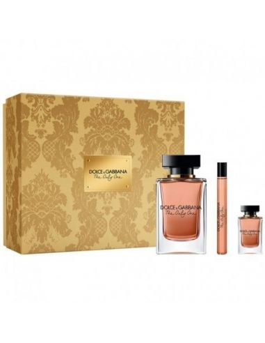 Coffret Dolce & Gabbana The Only One Eau de Parfum 100 ml + Edp 10 ml + Edp 7 ml