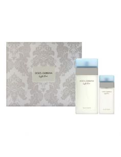 Coffret Light Blue Eau de Toilette 100 ml + Edt 25 ml