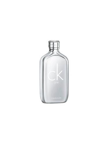 Ck One Platinum Eau De Toilette 100 ml