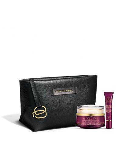 Coffret Collistar Magnifica Plus Replumping Regenerating Face Cream 50 ml + Eye Cream 8,5 ml + Bag