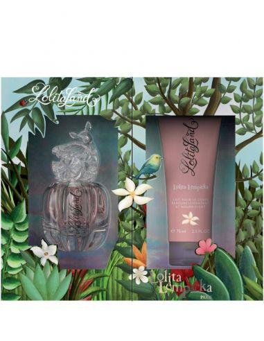 Coffret Lolita Lempicka Lolitaland Eau de Parfum 40 ml + Body Lotion 75 ml