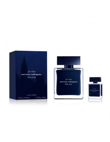 Coffret Narciso Rodriguez Bleu Noir Eau de Toilette 100 ml + Edt 10 ml
