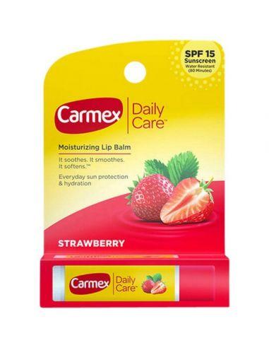 Carmex Stick Strawberry Bálsamo Labial 4,25gr