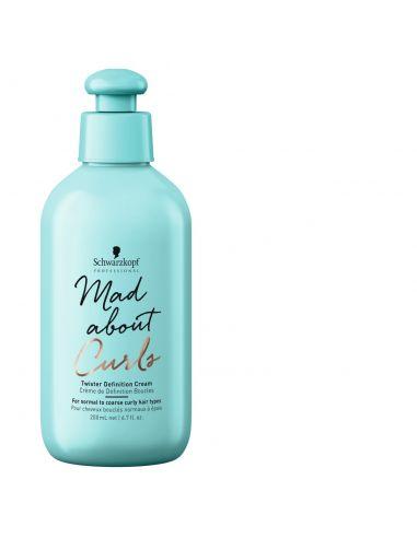 Schwarzkopf Bc Mad About Curls Twister Definition Cream 200 ml