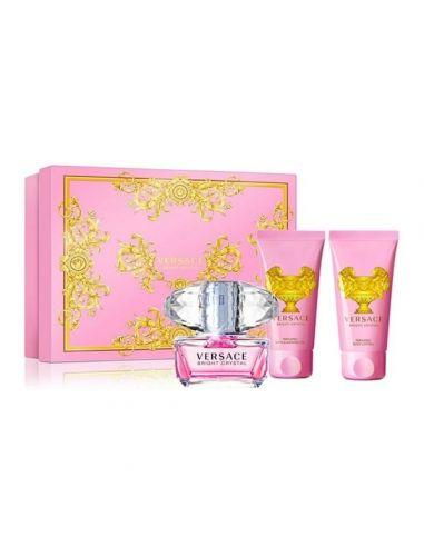 Coffret Bright Crystal Eau de Toilette 50 ml + Shower Gel 50 ml + Body Lotion 50 ml