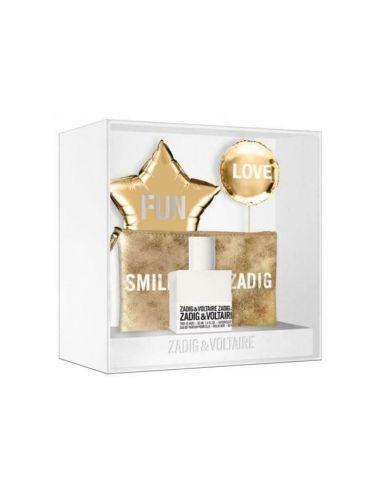 Coffret Zadig & Voltaire This is Her Eau de Parfum 50ml + Necessaire