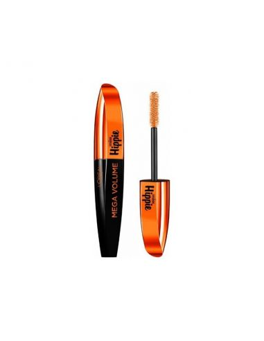L'Oreal Mascara Mega Volume Miss Hippie Black