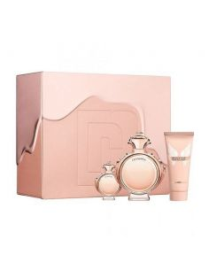 Coffret Olympéa Edp 80 ml + Body Lotion 100 ml + Edp 6 ml